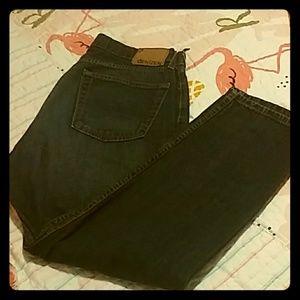 Mens Denizen jeans 36x32